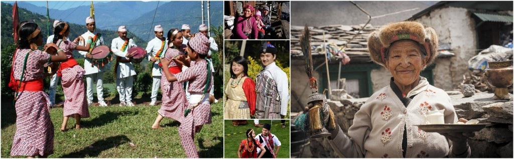 The Tribes of Sikkim