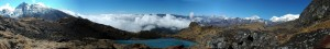 Sikkim Panorama