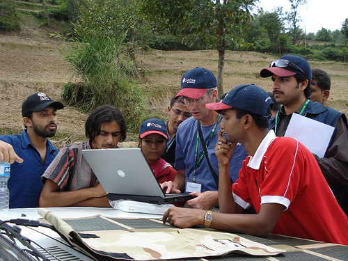 Enviro Trips GIS Field Project